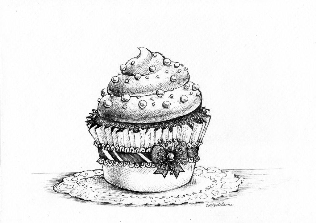 cupcake-coloriage-avance