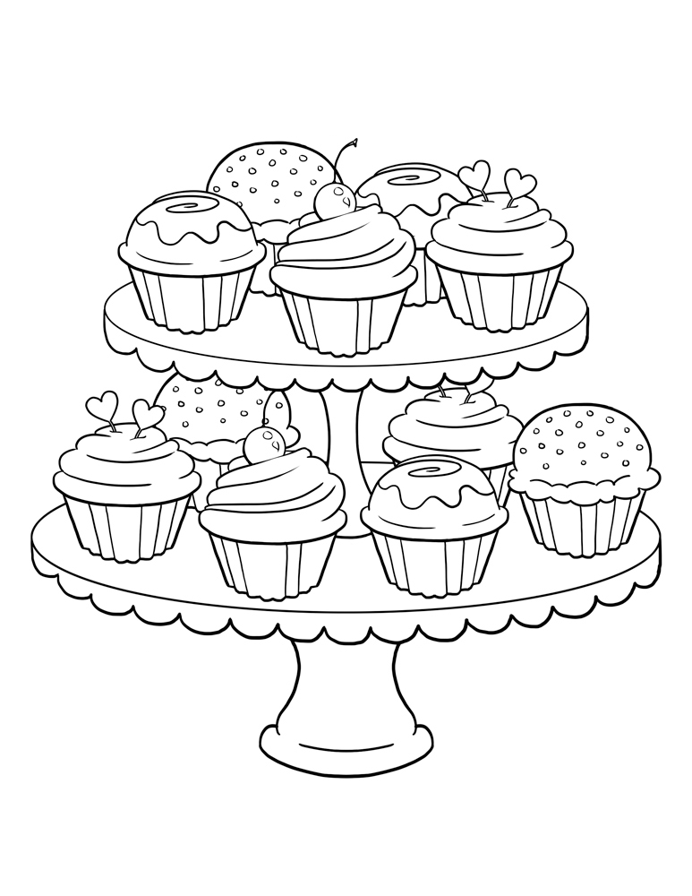 cupcake-coloriage-basic-grand