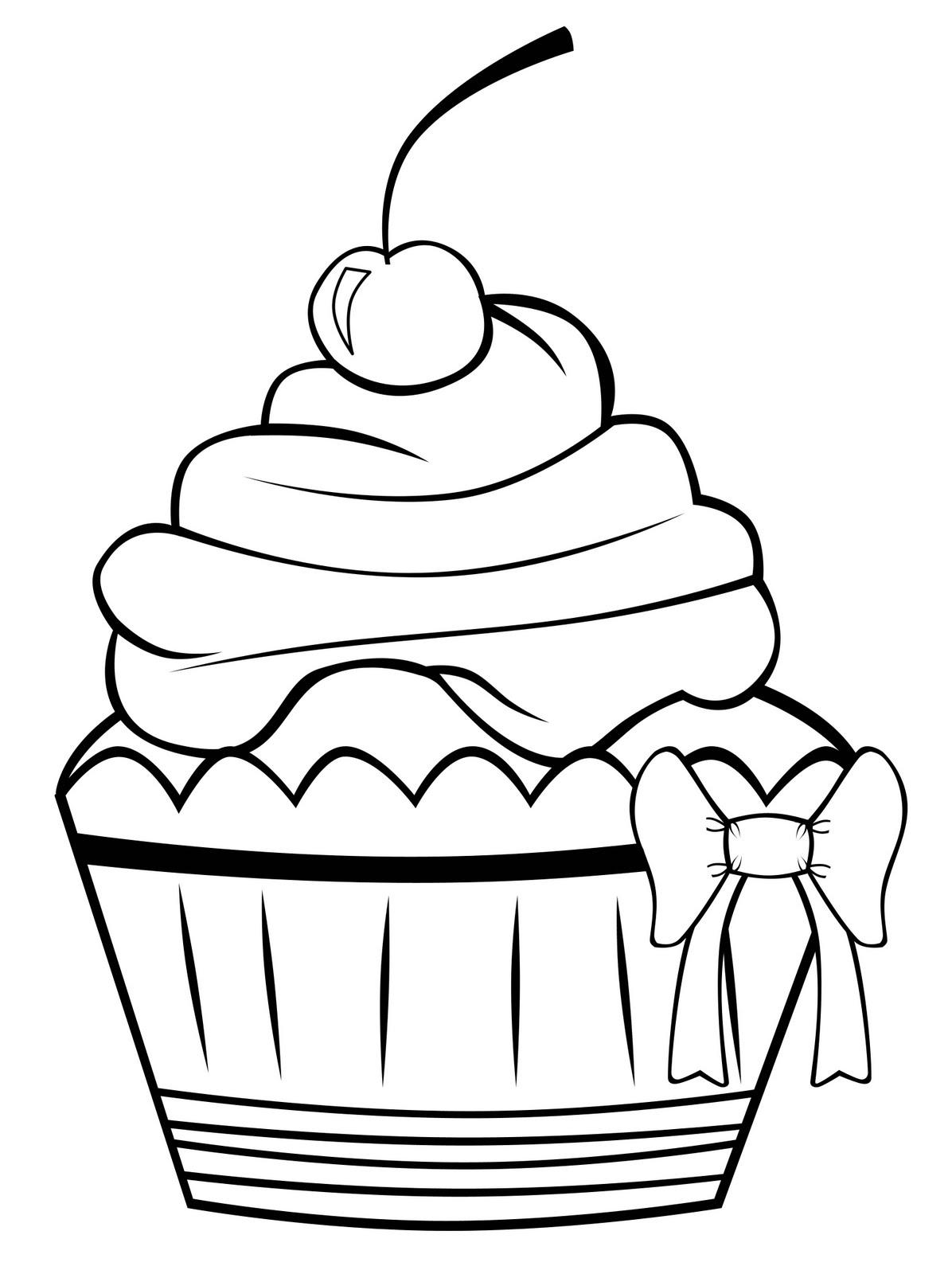 Dessin Cupcake Coloriage à Imprimer Moncupcake Fr Moncupcake Fr