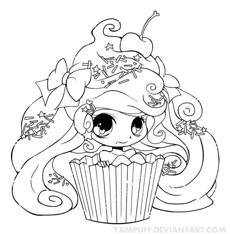 Dessin Cupcake Coloriage A Imprimer Moncupcake Fr Moncupcake Fr